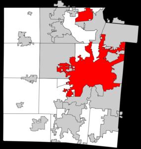 Dayton in Montgomery County