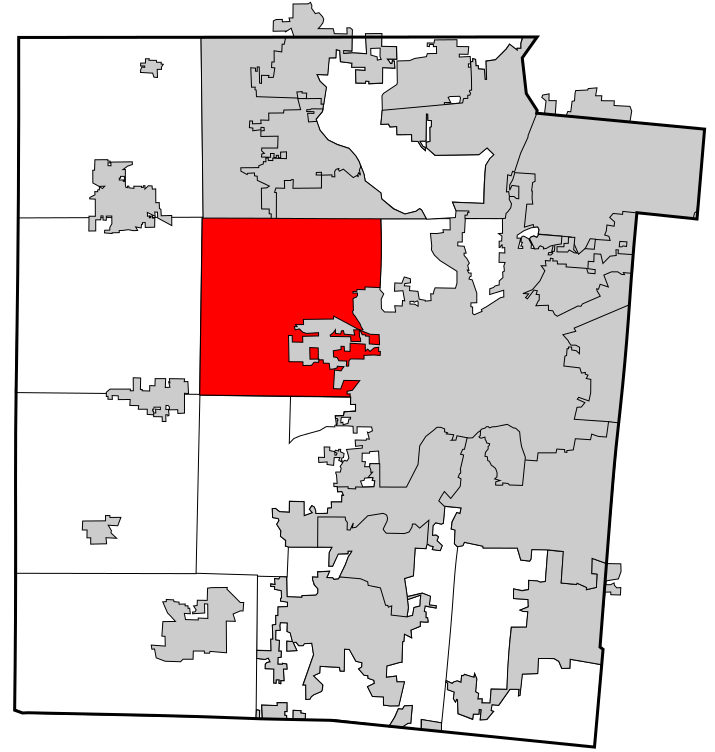 Trotwood in Montgomery County