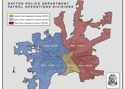 Dayton Police Department Divisions