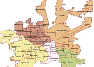 Dayton 5 Land Use Committees